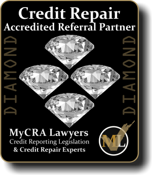 MyCRA Lawyers 4 Diamond Accredited Referrer
