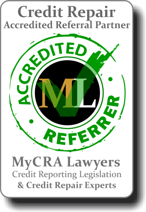 MyCRA Lawyers Accredited Referrer Badge