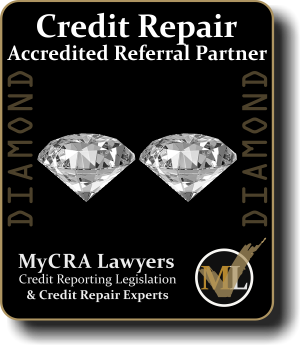 MyCRA Lawyers Double Diamond Accredited Referrer