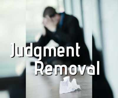 Judgment Removal by MyCRA Lawyers