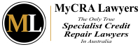 MyCRA Specialist Credit Repair Lawyers Logo