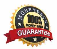 100% Money Back Guarantee until 4pm 29/06/2018 - conditions apply