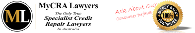 MyCRA Specialist Credit Repair Lawyers Logo
