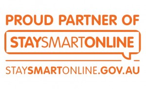 Stay Smart Online - Proud Partner LR